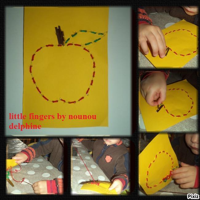 Bien-aimé Littlefingersbynounoudelphine » activités manuelles BH67